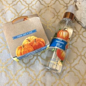 New Bath & Body Spiced Pumpkin Cider